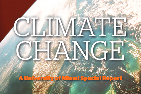 Climate Change Special Report