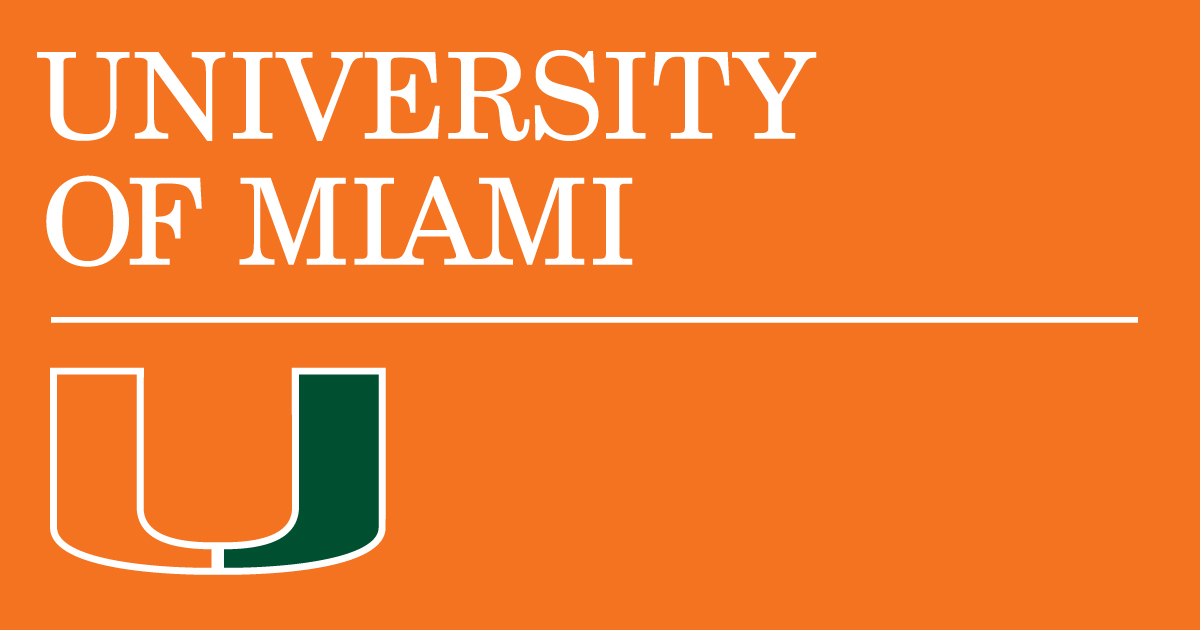 approved signatures university communications university of miami