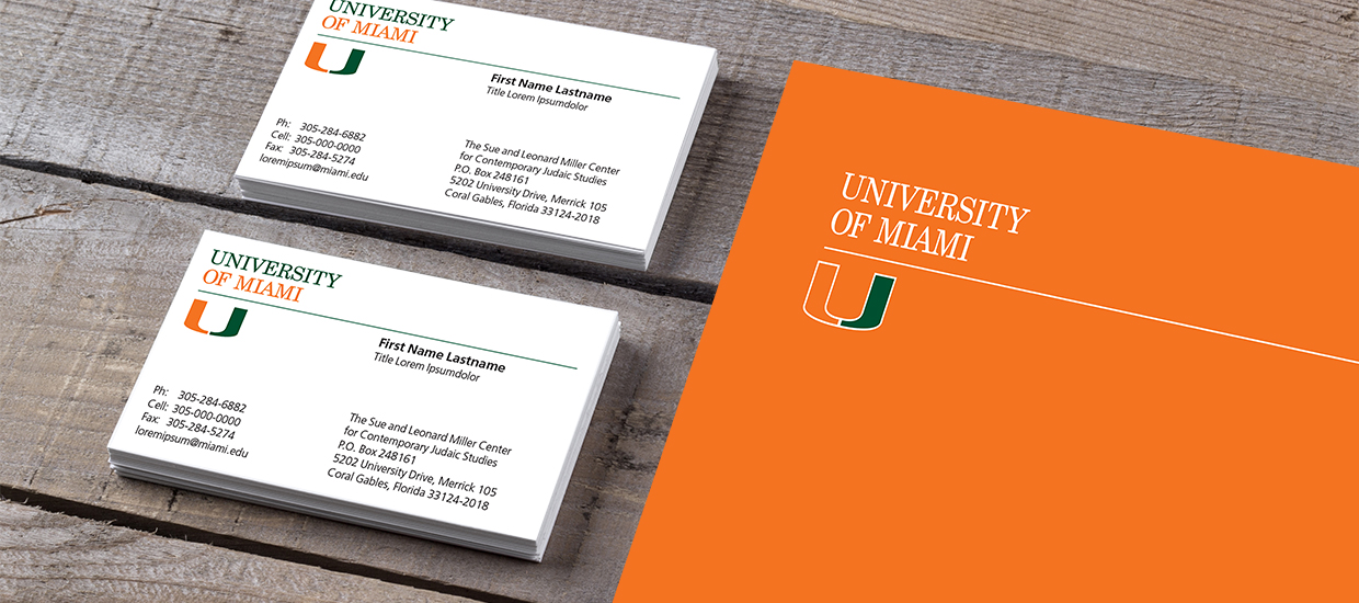 visual identity | university communications | university of miami, Powerpoint templates